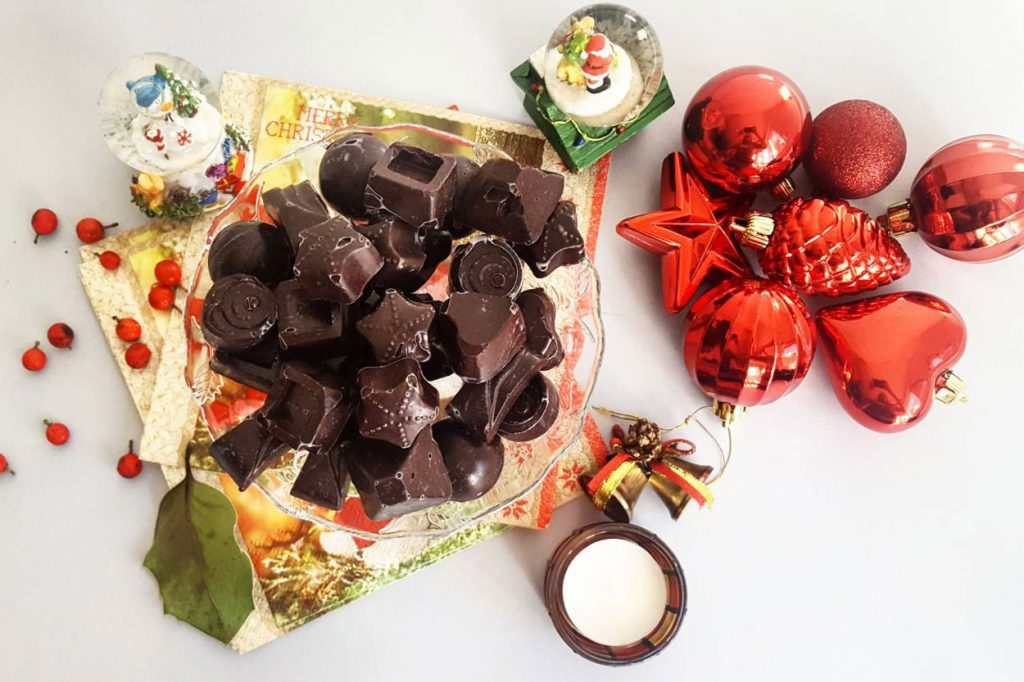 Domaća crna cokolada