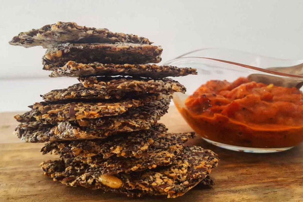 krekeri sa semenkama bez brašna