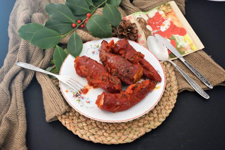 suve punjene paprike