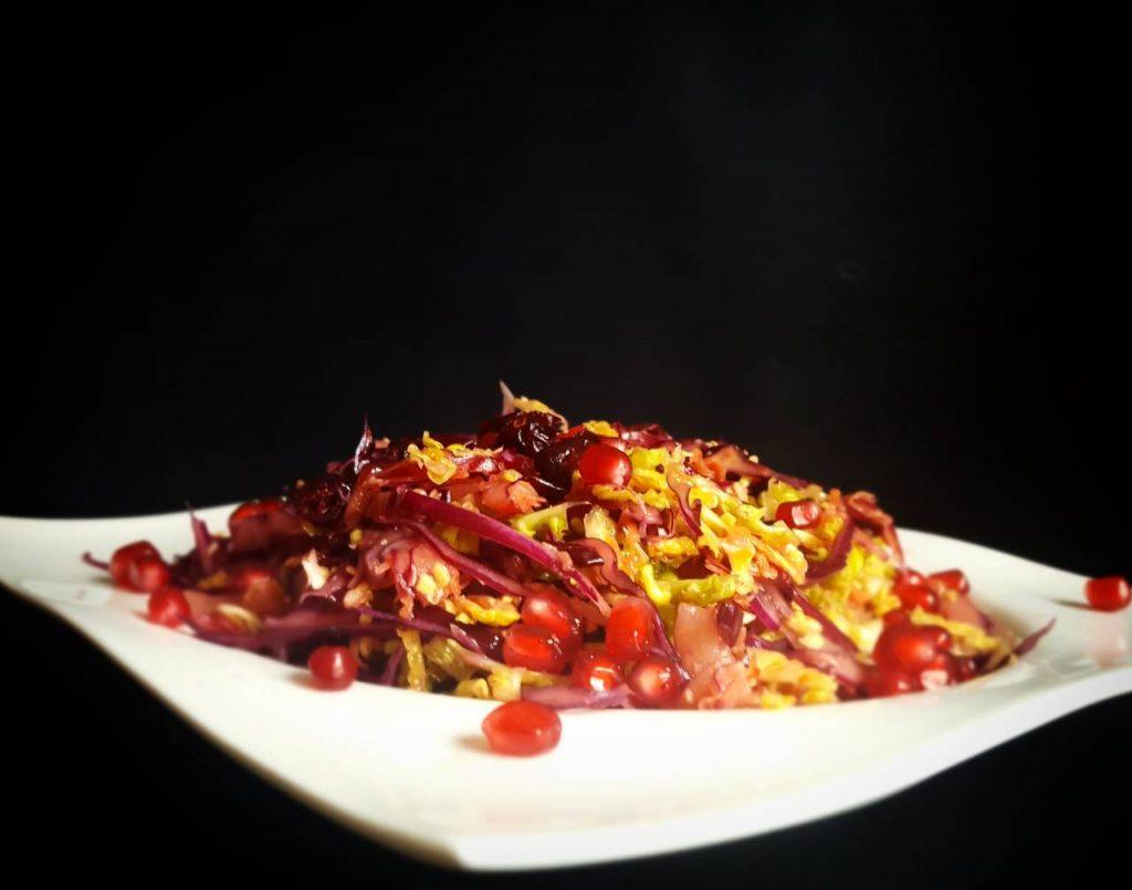 kelj salata