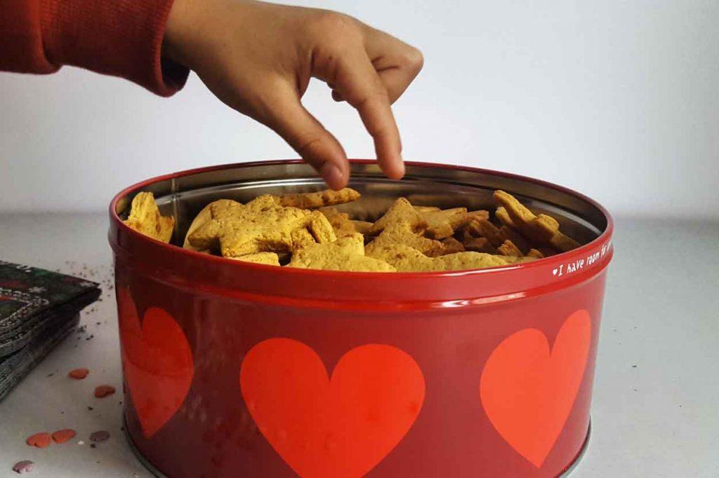 Keksići - Gingerbread 1