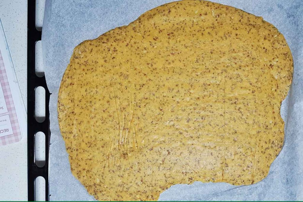 Proteinski krekeri od leblebija 2
