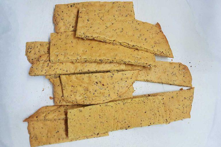 proteinski krekeri od leblebija