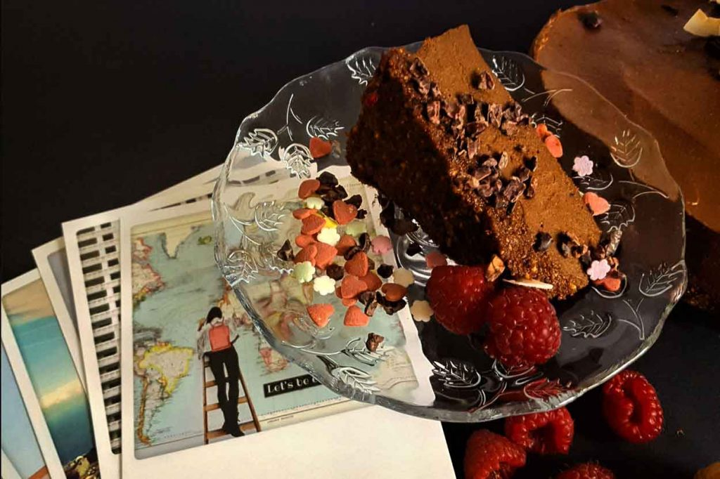 Sirova torta Čoko bomba 1