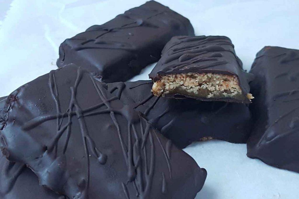 Zdrava twix čokoladiva