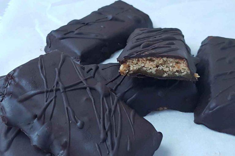 Zdrava twix čokoladica
